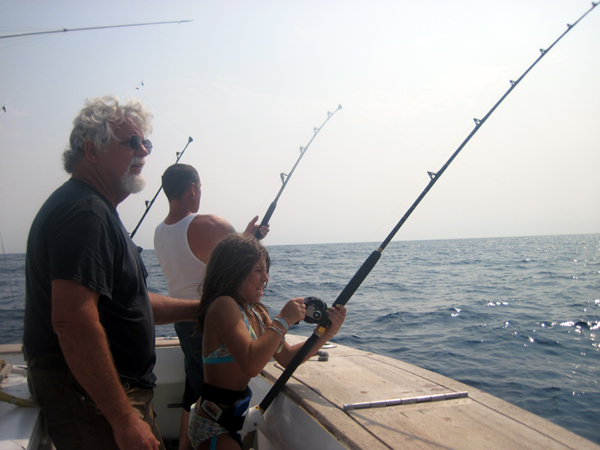 NJ Marlin Fishing